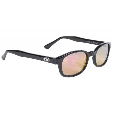 KD's 20114 -1 clear color mirror sunglasses par cachalo