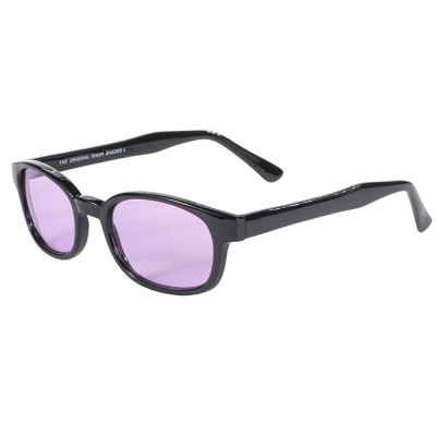 KD's 21216 -3 - light purple sunglasses par cachalo