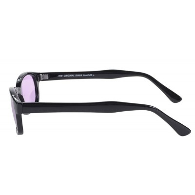 KD's 21216 -4 - light purple sunglasses par cachalo