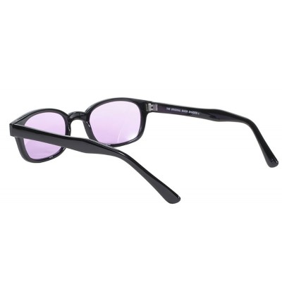 KD's 21216 -5 - light purple sunglasses par cachalo