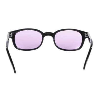 KD's 21216 -6 - light purple sunglasses par cachalo