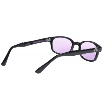 KD's 21216 -7 - light purple sunglasses par cachalo