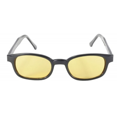 KD's 30112 -3 - flame yellow sunglasses par cachalo
