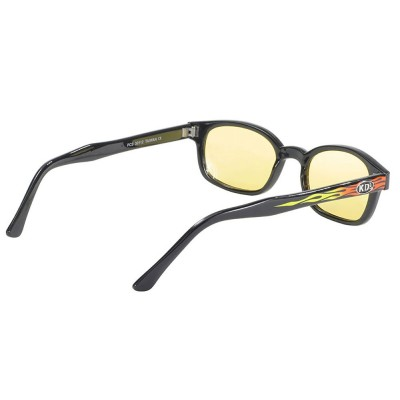 KD's 30112 -8 - flame yellow sunglasses par cachalo