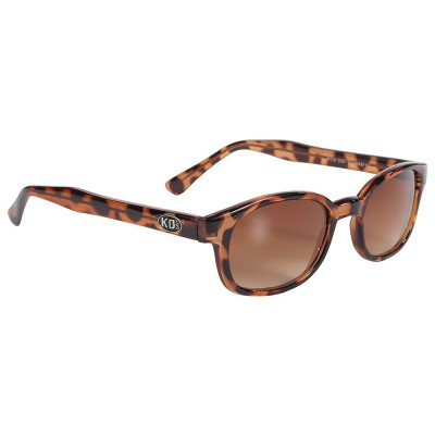 KD's 200 -1 - tortoise brown pale sunglasses par cachalo